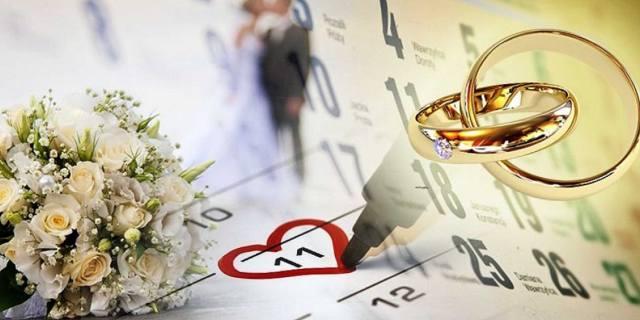 Какие дни недели лучше всего подходят для вступления в брак?