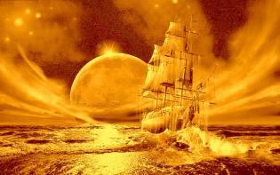 Фото: корабль-призрак — интересные факты