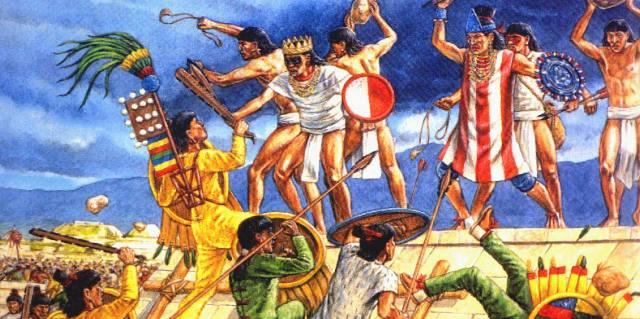 Народ тараски: Пурепеча - враги ацтеков