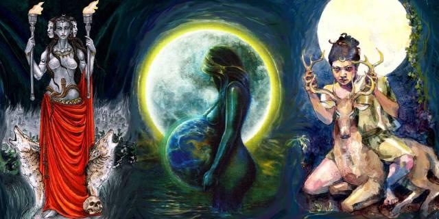 Викка - религия ведьм
