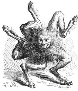 Фото: Девонширский дьявол — интересные факты