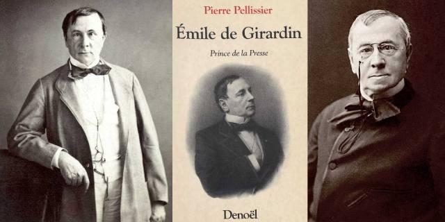 Эмиль Жирарден и его роль в развитии журналистики во Франции