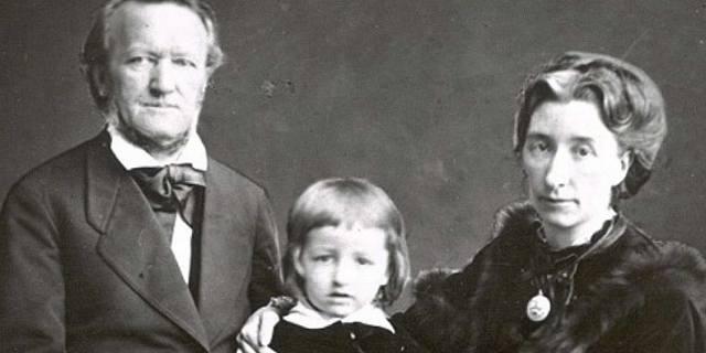 Дочь Ференца Листа и Рихард Вагнер - история любви