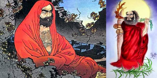 Бодхидхарма: Бородатый варвар Шаолиня