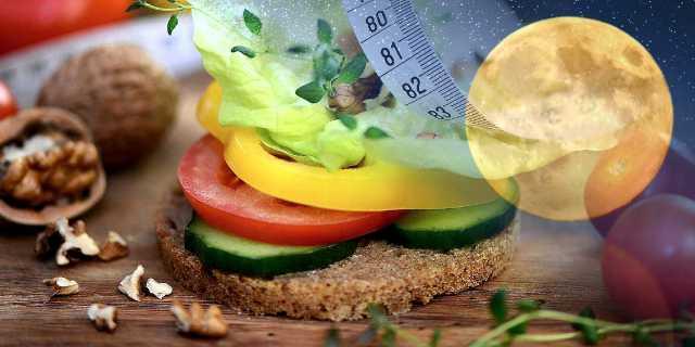 Лунная диета для похудения - необычное и эффективное меню