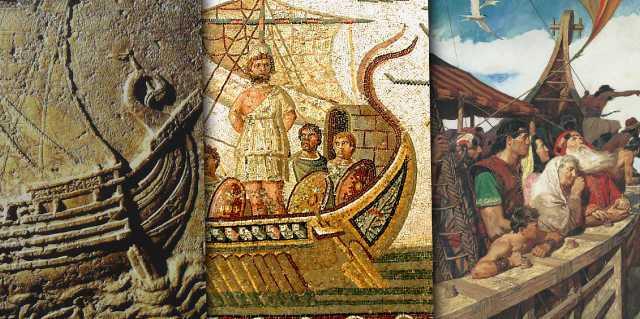 Колонизация финикийцами Африки и Средиземноморья