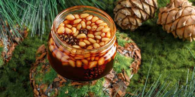 Кедровые орешки - польза в народной медицине и магические свойства