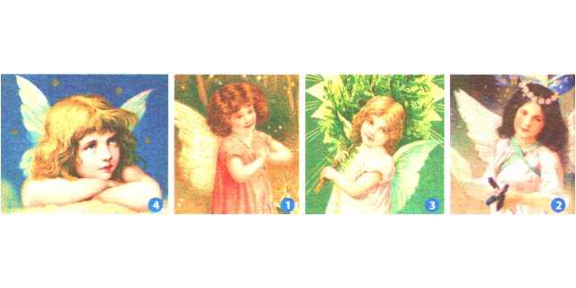 Тест: Что ангел-хранитель готовит вам в новом году?
