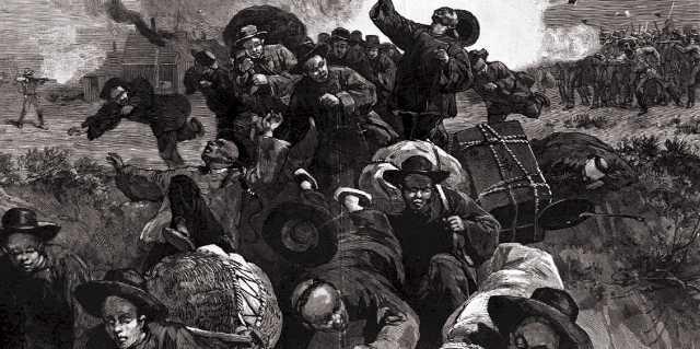 Резня в Рок-Спрингсе: Массовое убийство китайцев белыми шахтёрами