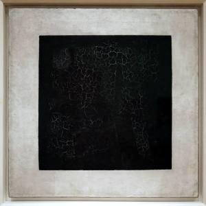 Фото: Чёрный квадрат — интересные факты
