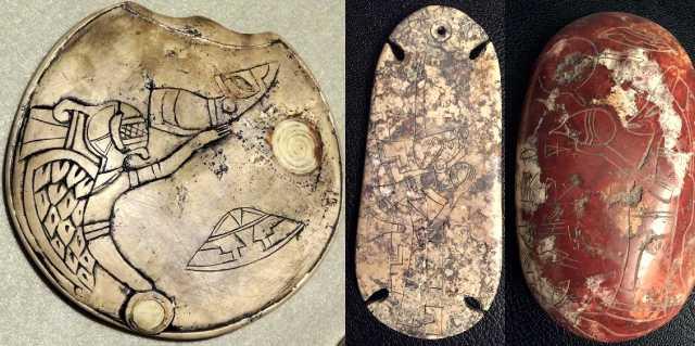 Артефакты Эль-Торо, Мексика