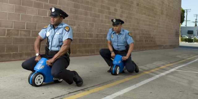 Полиция в погоне за призраками