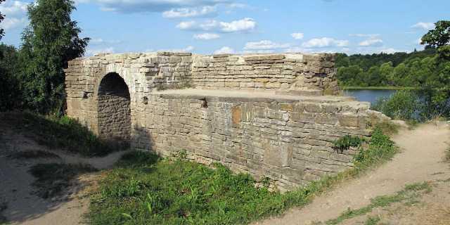 Старая Ладога - крепость, Рюрик и история