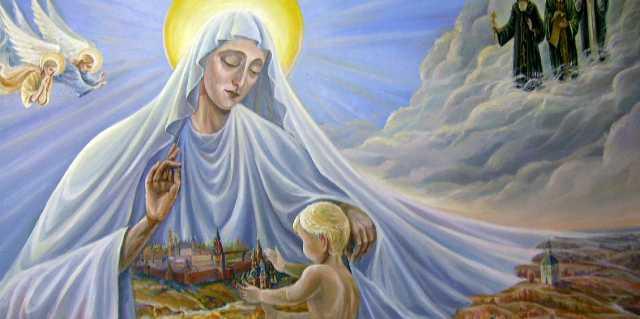 Праздник Покров Богородицы - традиции и обряды