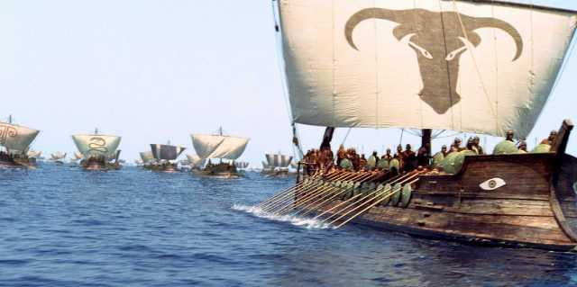 Бразильский камень и финикийские мореходы