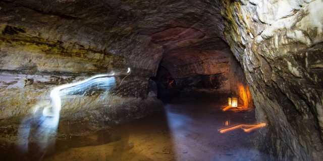 Саблинские пещеры и водопады - самостоятельная экскурсия