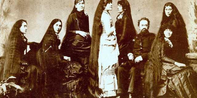 Сёстры Сазерленд: волосы на вес золота