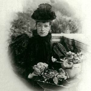 Фото: императрица Мария Фёдоровна в Крыму