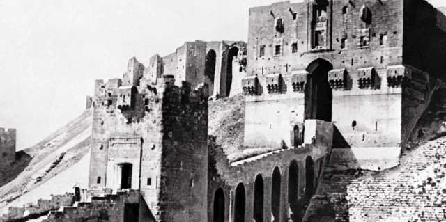 Катастрофическое землетрясение в Алеппо 1138 года