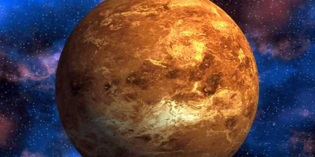 Планета Венера - интересные факты и информация