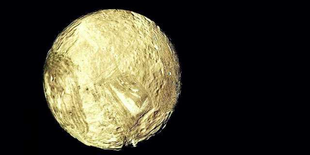 Спутник планеты Уран Миранда - интересные факты