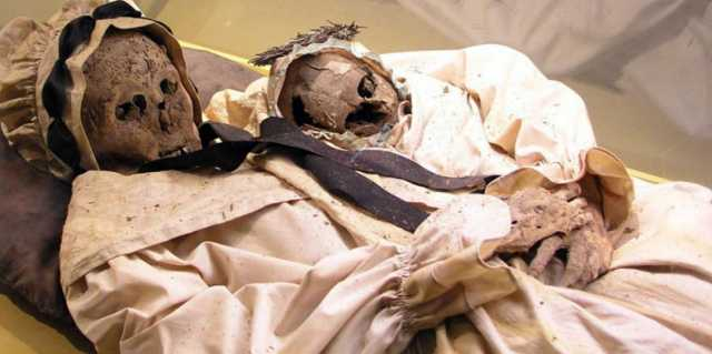 Шокирующие выставки мумий в Европе