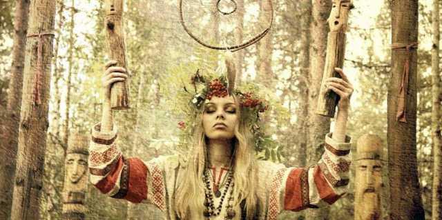 Очень странные боги и богини из разных религий