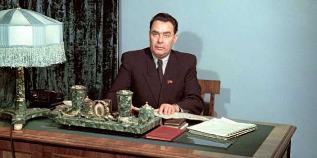 Леонид Брежнев - годы правления генсека