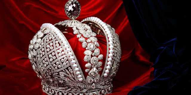 Корона монархов - история появления