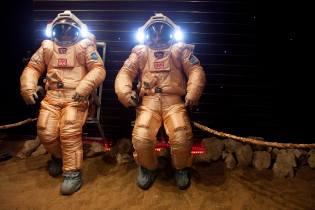 Фото: эксперимент Марс-500 — интересные факты