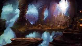 Фото: подземные базы инопланетян