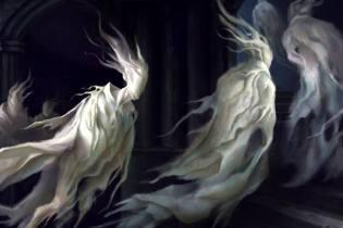 Фото: призраки мира теней — интересные факты