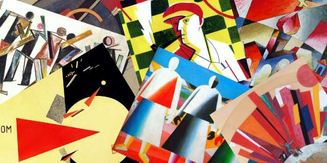Советский авангард - история искусства дизайна
