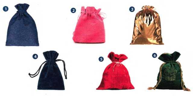 Гадание на новый год по мешку с подарками (тест)