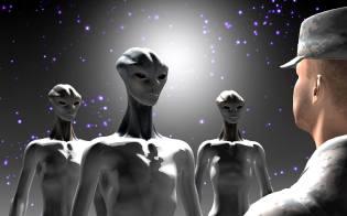 Фото: контактёры с пришельцами — интересные факты