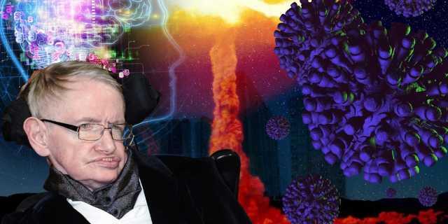 Стивен Хокинг - самые мрачные прогнозы на будущее
