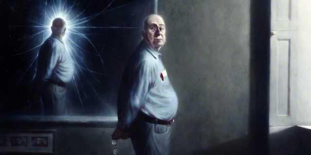 Кен Карри - картины художника страхов