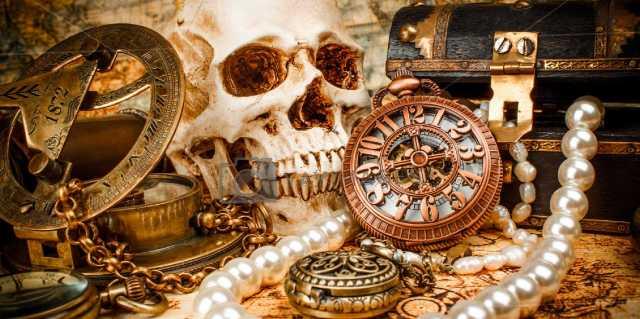 Легендарные клады и сокровища