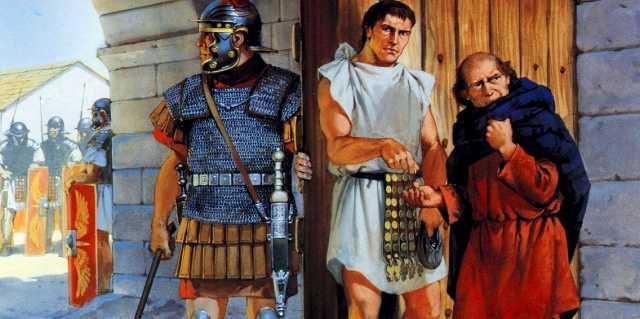 Разведка и шпионаж Древнего мира