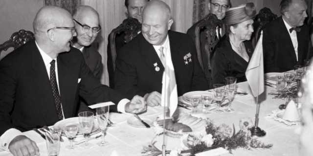 Какую еду любили руководители СССР?