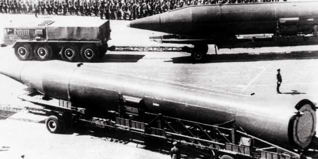 История создания ракетного оружия
