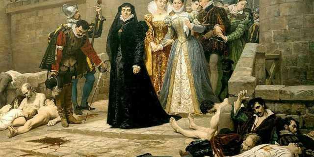 Самые жестокие свадьбы в истории