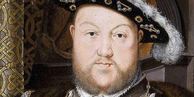 Король Англии Генрих 8 Тюдор - монарх-чудовище и его 6 жён
