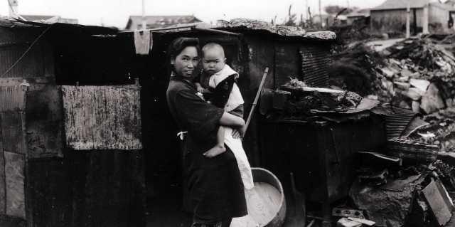 Бомбардировка Токио 10 марта 1945 американцами в ответ на Пёрл-Харбор