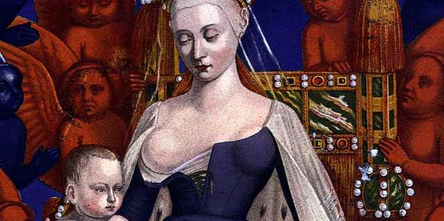 Агнесса Сорель - фаворитка короля Франции Карла VII