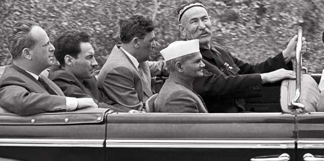 Тайна смерти индийского премьер-министра в Ташкенте