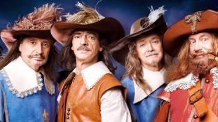 Фото: д'Артаньян и Три мушкетёра — интересные факты