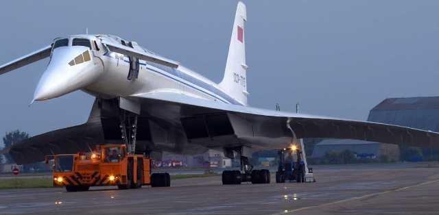 Реактивная гражданская авиация в СССР - первые самолёты
