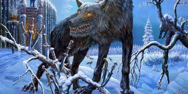 Нечистая сила и злые духи зимы