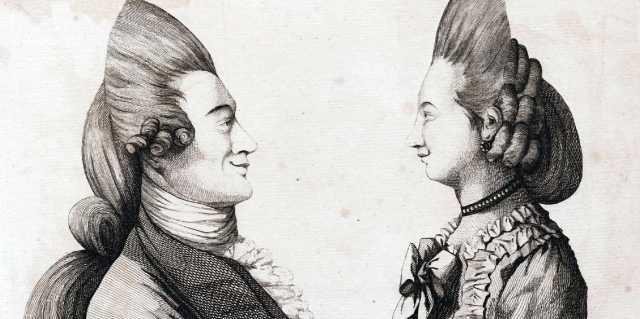 Петиметры - кто это? Гламурные стиляги 18-го века